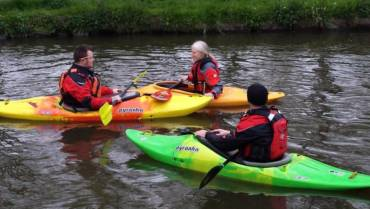 1* Kayak Course 3 – Week 3