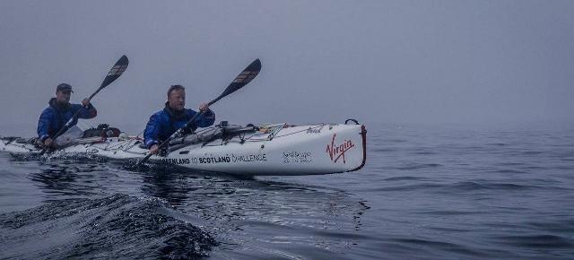 Kayak and Canadian Canoeing in Edinburgh