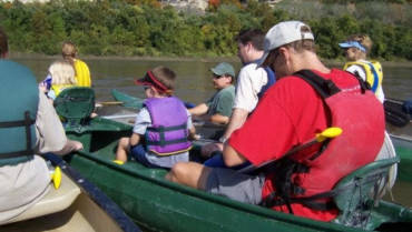 1* Canoe Course – Week 3