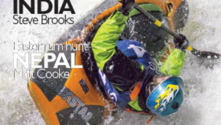 The Paddler ezine issue 33 – Winter 2016/17 edition